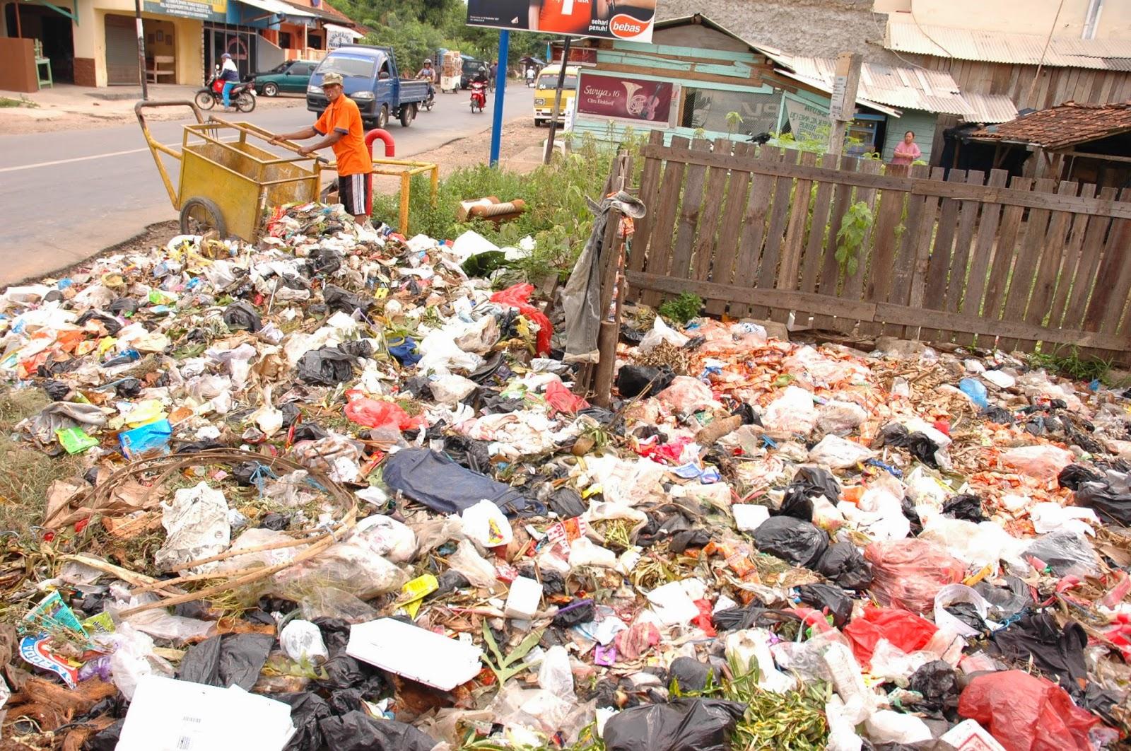 Dampak Sebuah Sampah Pada Masyarakat