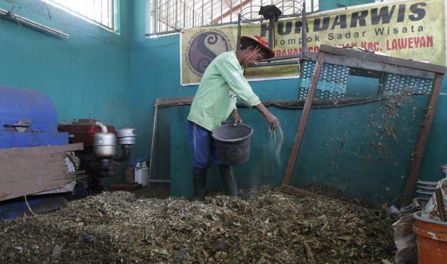 pengolahan limbah organik dan anorganik