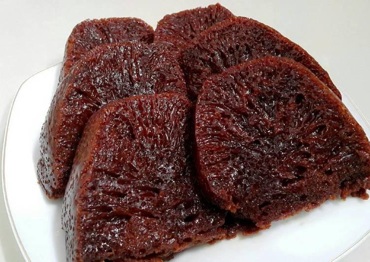 Bolu Karamel Kukus