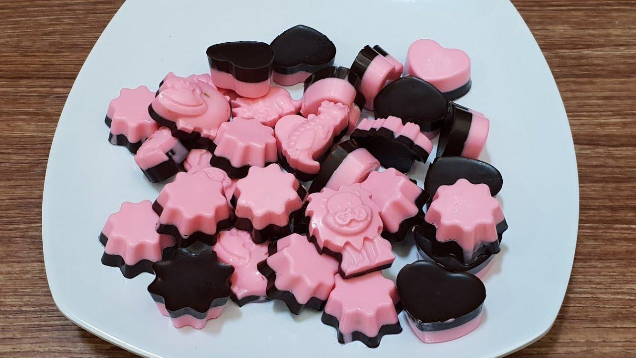 Cara Membuat Coklat Karakter Untuk Dijual