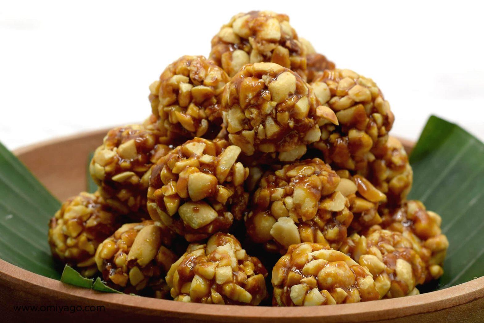 Cara Membuat Kue Karamel Kacang Enak Dan Renyah Saat Digigit