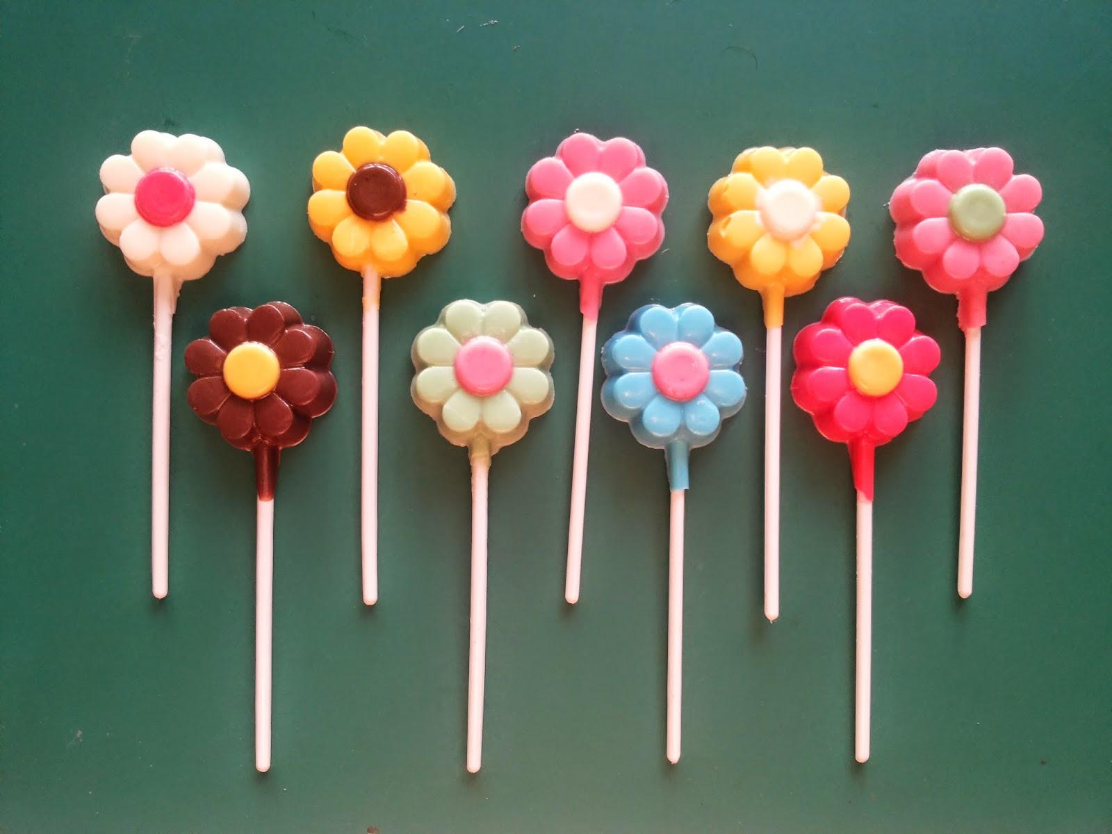 Coklat Candy Stick Lolipop
