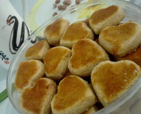 Kue Kacang Tanah Spesial