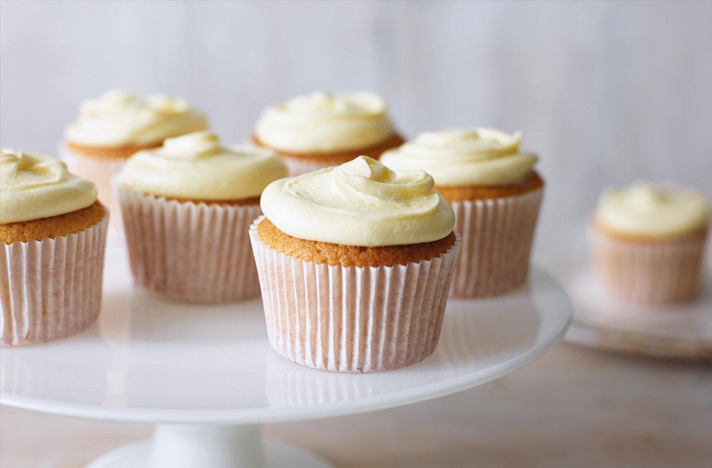 Resep Cupcake Original