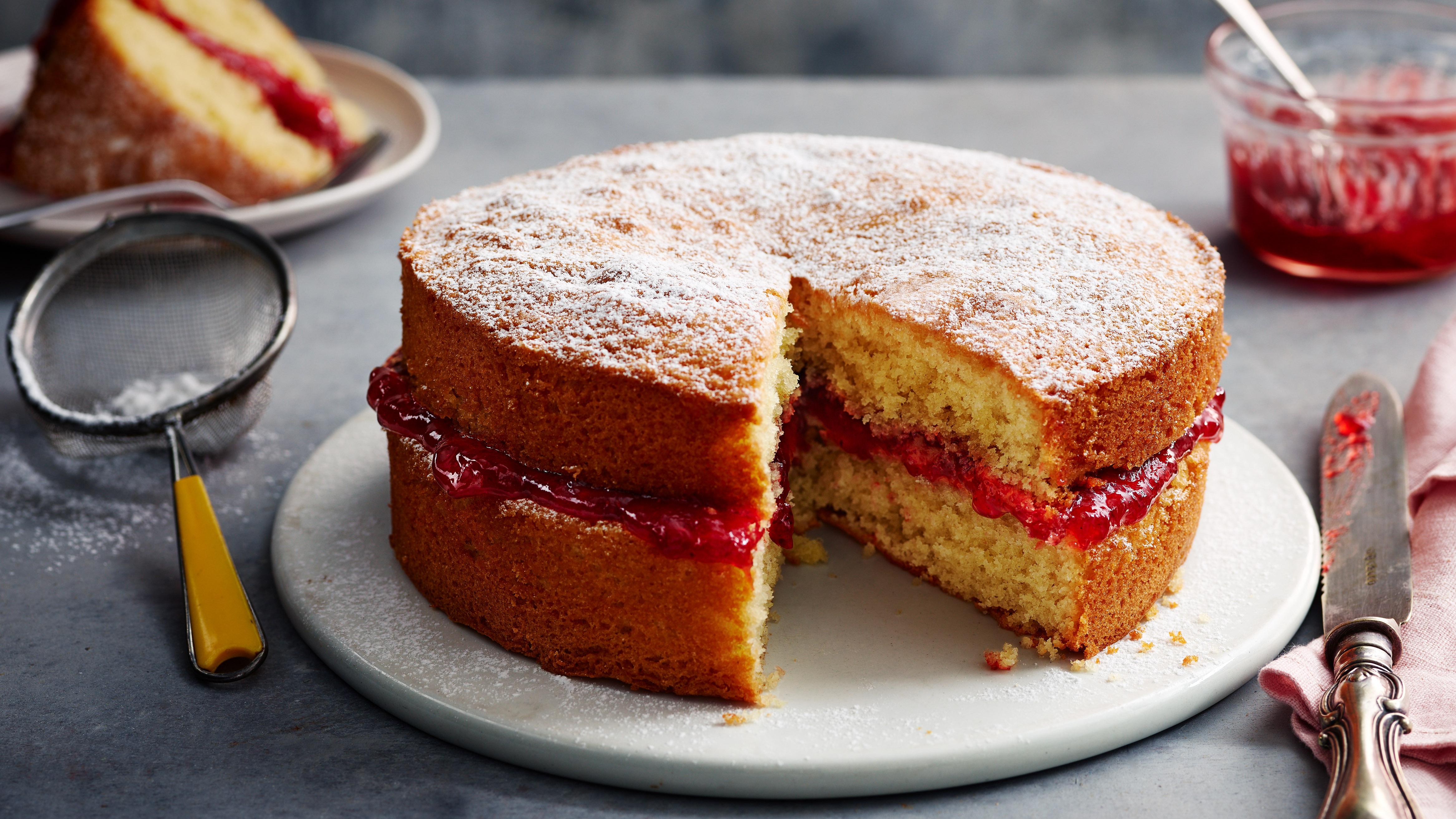Resep Sponge Cake Istimewa