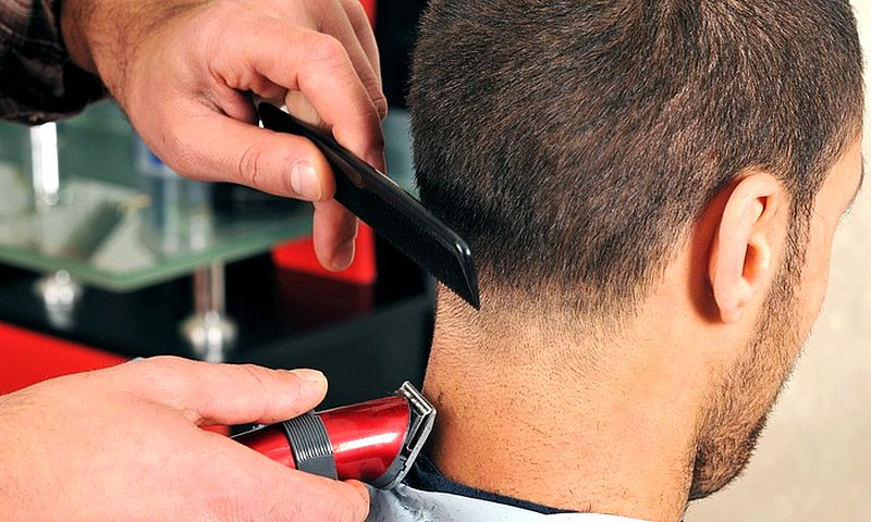 Usaha Pangkas Rambut Di Rumah