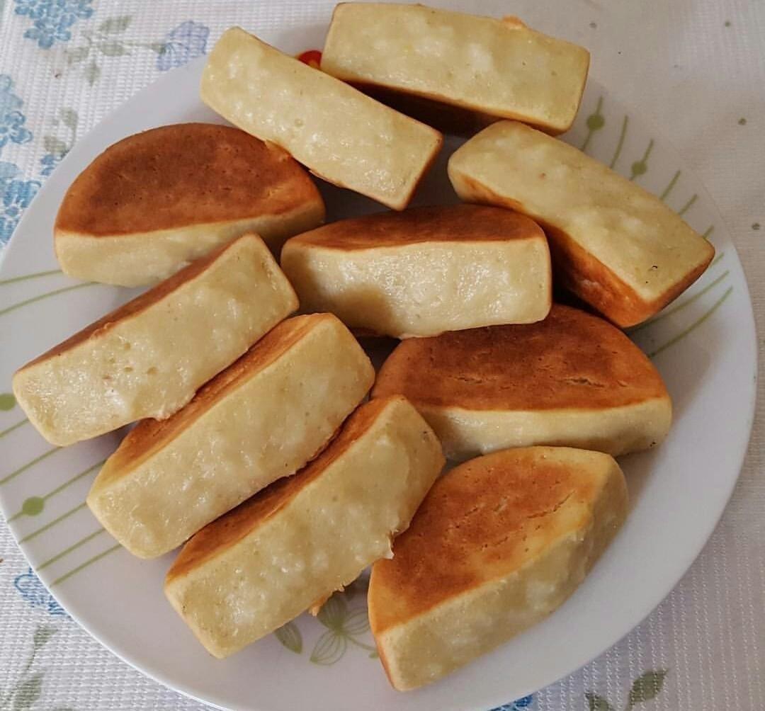kue pancong original