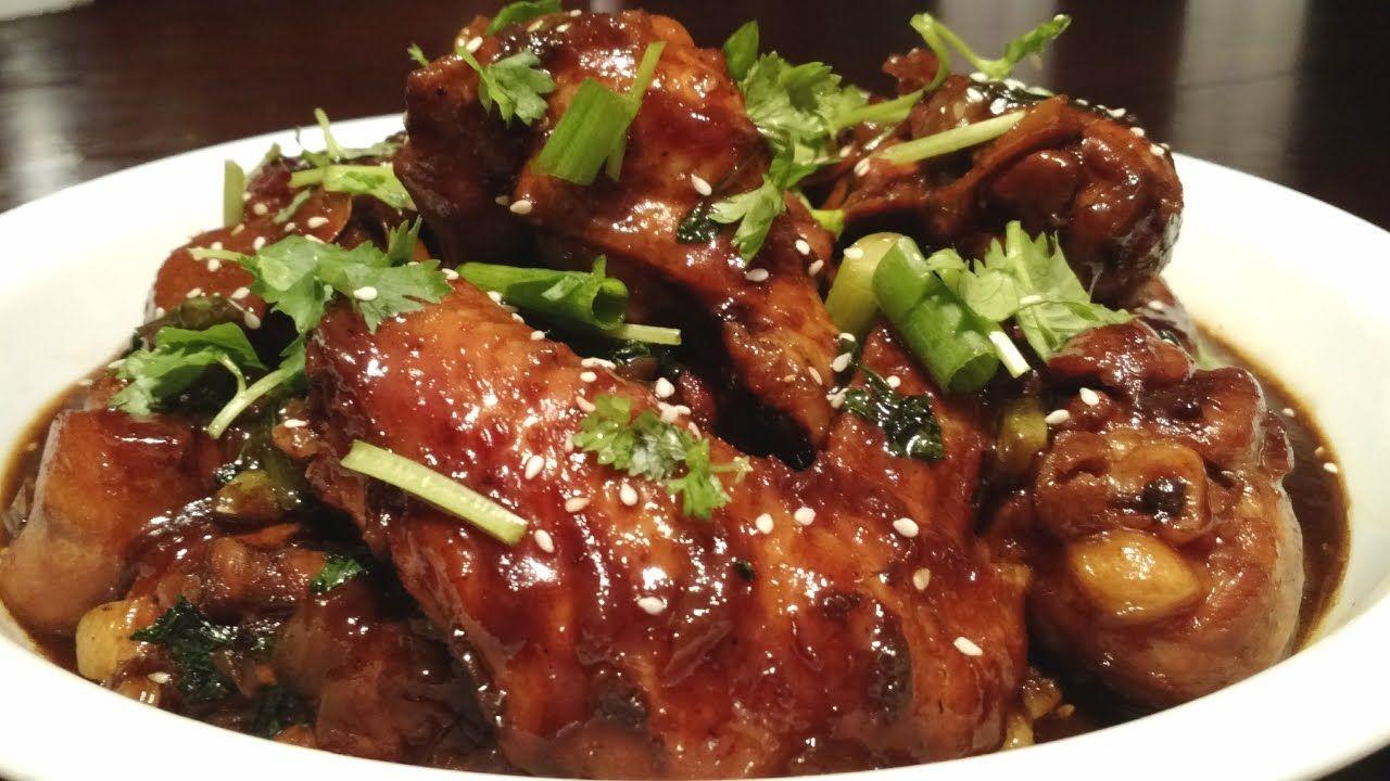 resep ayam kecap kering gurih  lezat  mudah Resepi Masakan Ayam Berkuah Enak dan Mudah