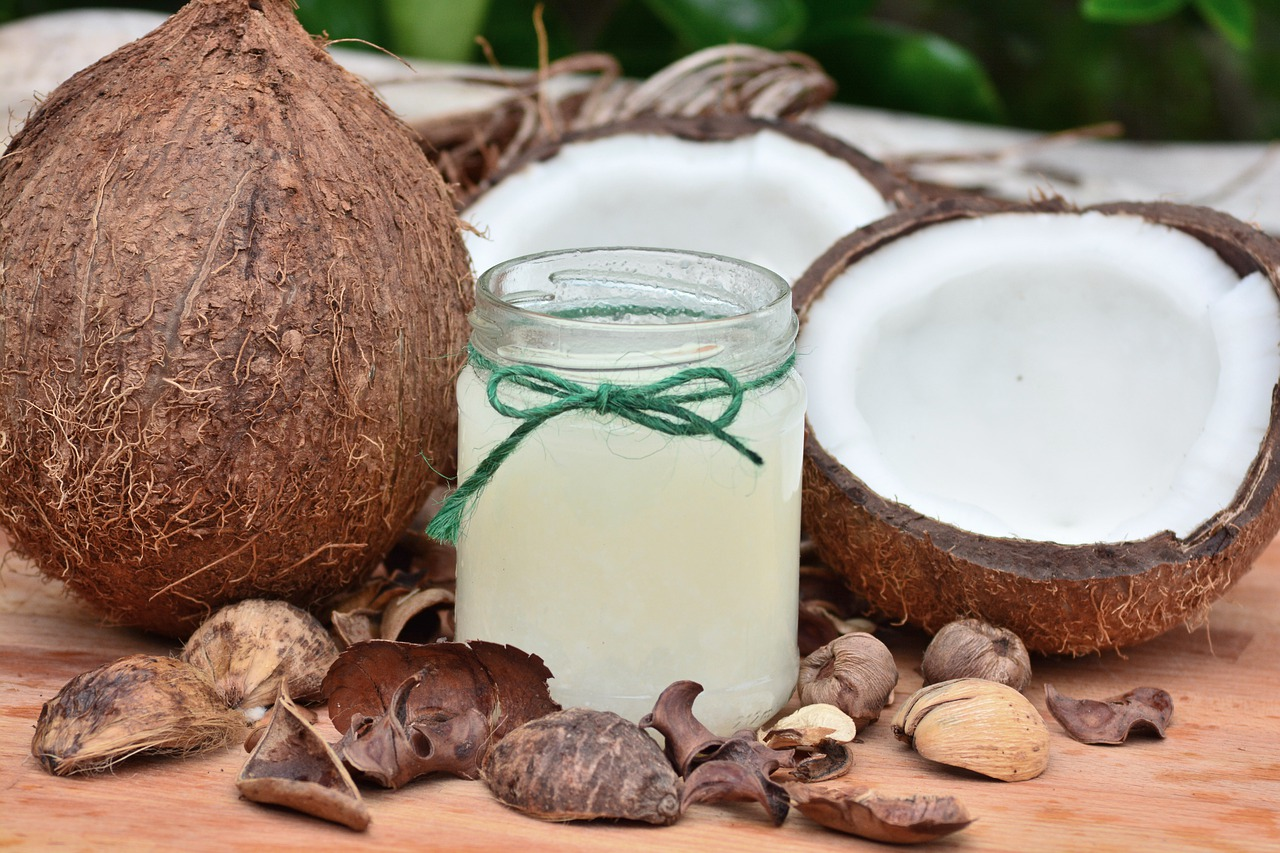 Manfaat minyak kelapa untuk kulit gatal dna kesehatan