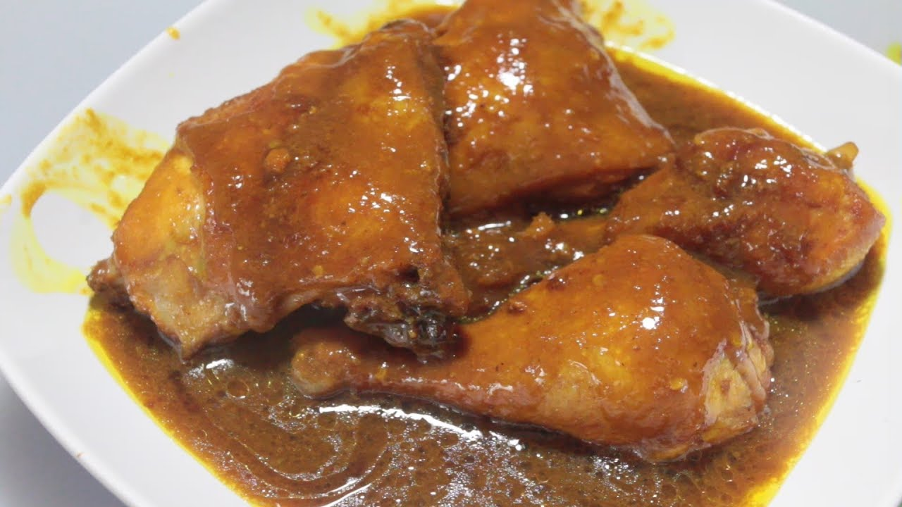Cara Masak Ayam Semur Bali