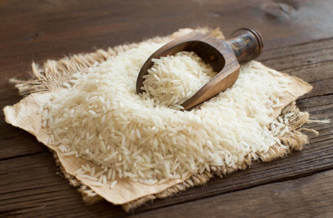 Cara membuat tepung beras dengan blender