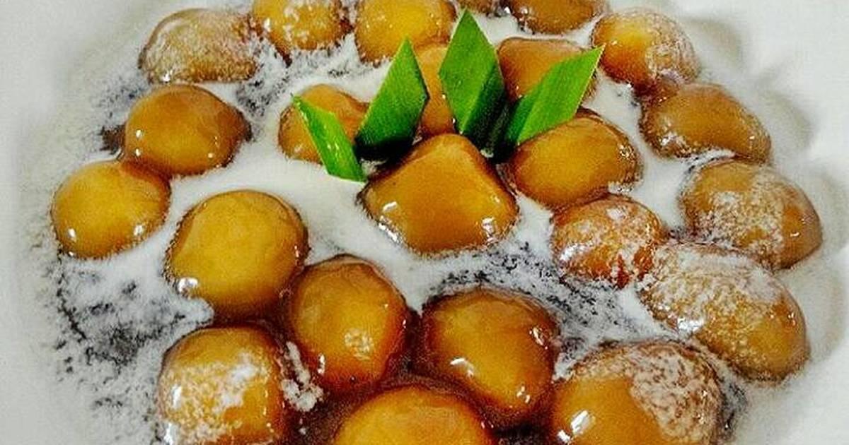 resep bubur sumsum candil