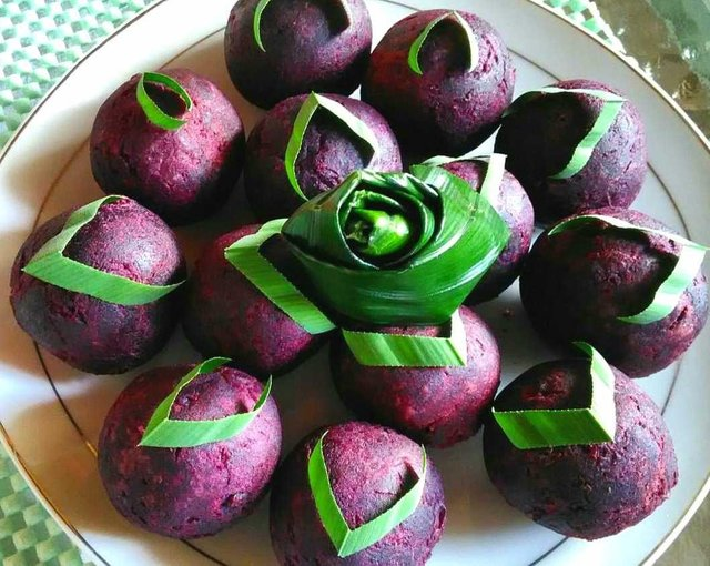 olahan ubi ungu praktis