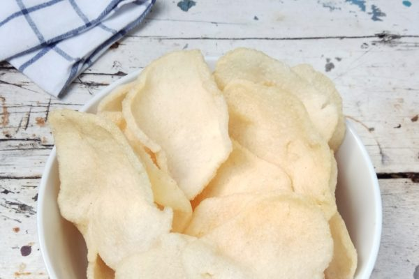 cara membuat kerupuk udang