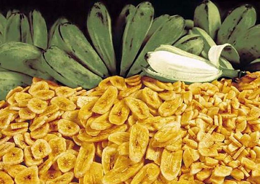 keripik pisang keju