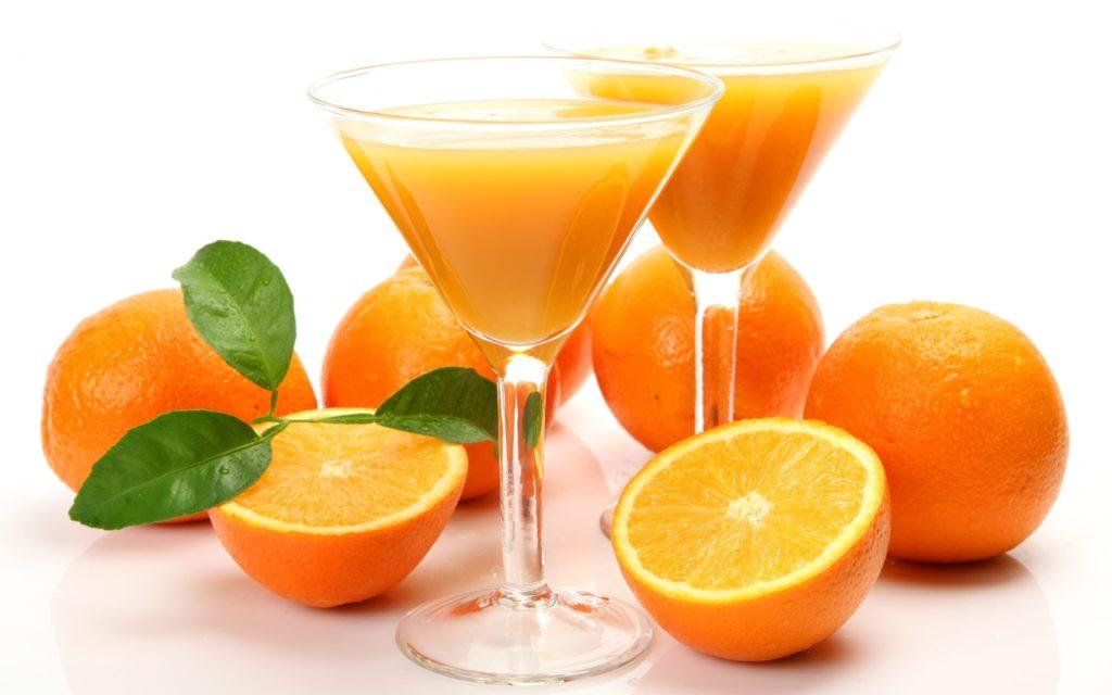 cara-membuat-orange-juice