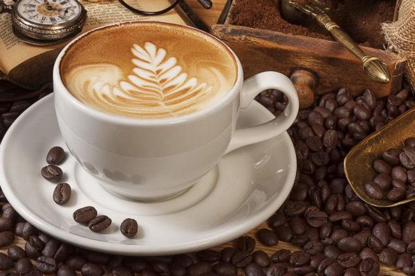 cara membuat kopi latte ala cafe