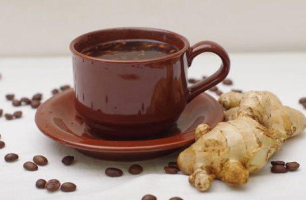 cara membuat kopi jahe alami