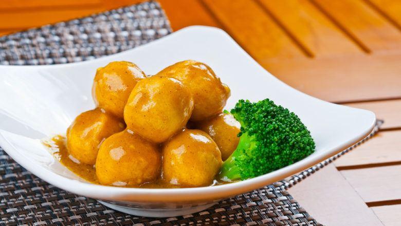 resep bakso ikan tenggiri goreng