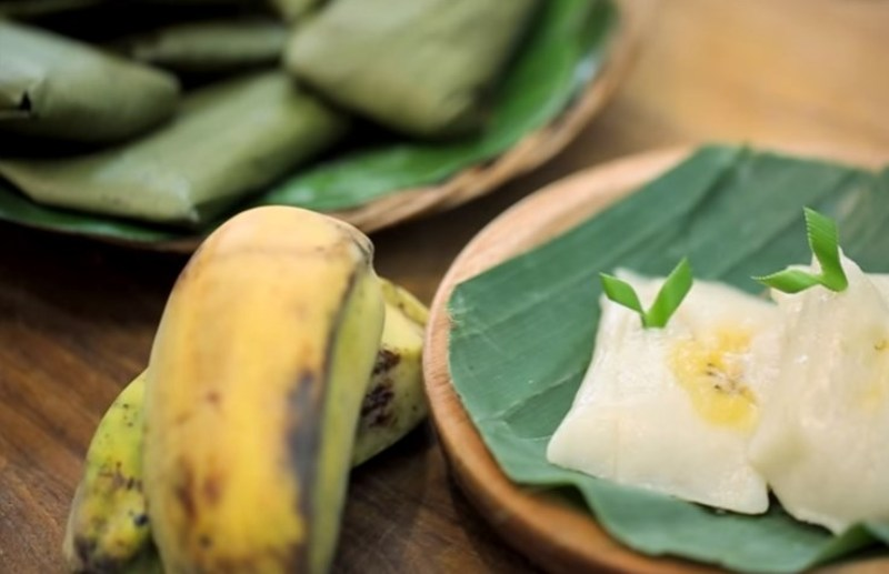 nagasari pisang
