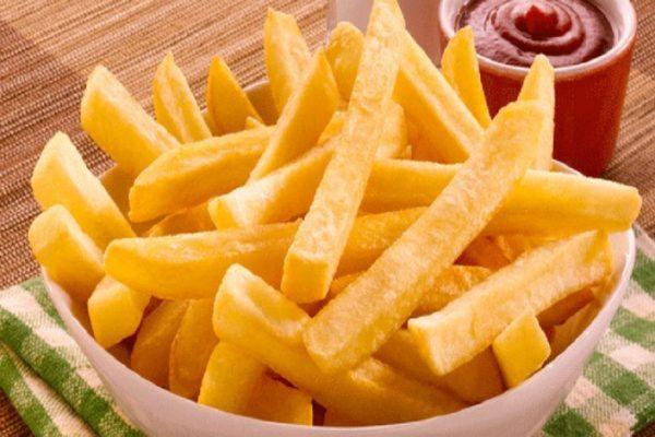 Cara Membuat Kentang Pedas Crispy