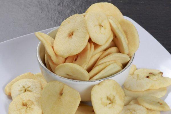 cara membuat keripik apel hijau
