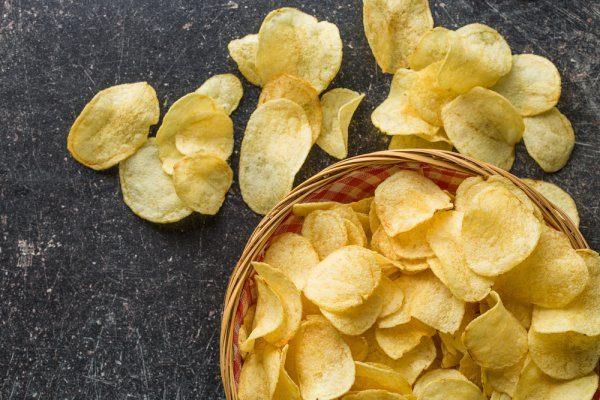 resep keripik kentang panggang