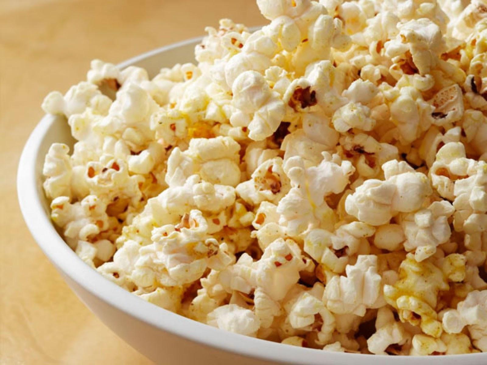 cara membuat popcorn keju