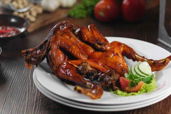 resep panggang ayam
