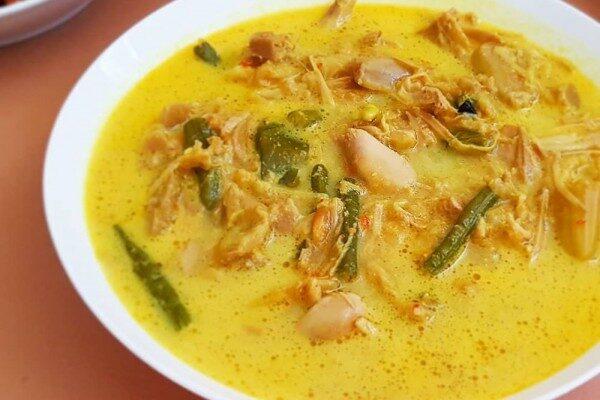 resep sayur nangka muda