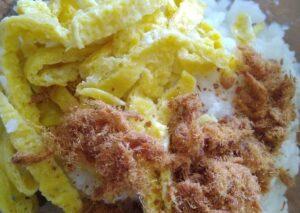Cara membuat bubur beras tanpa santan